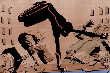 Stripheld De Lijn aflevering 17